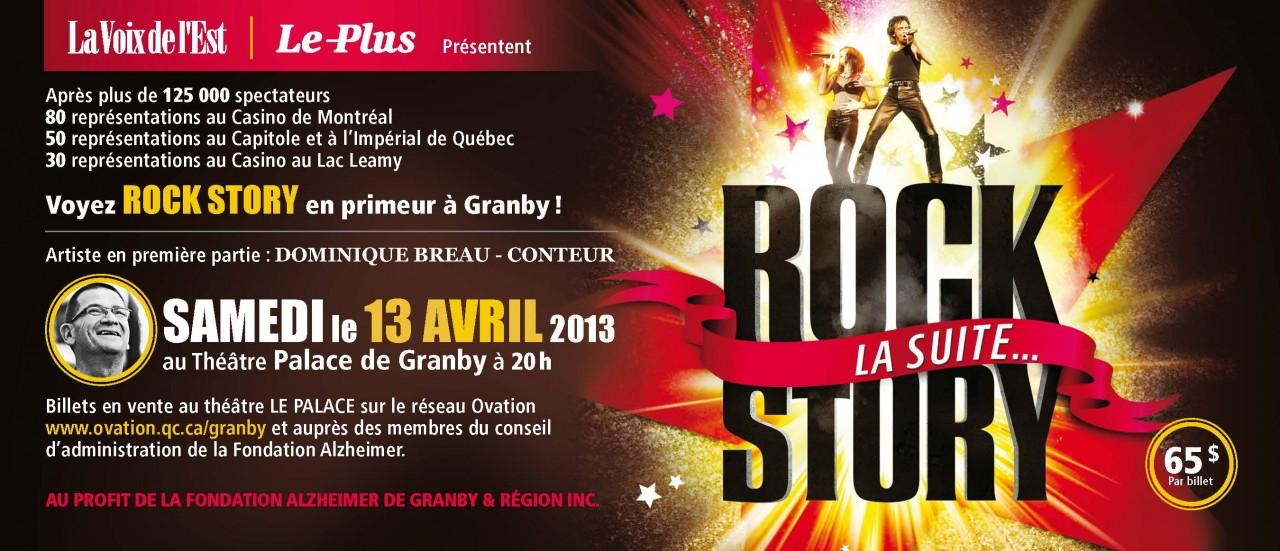 2013 - ROCK STORY